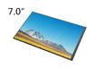 7寸群创FOG平板液晶屏N070ICN-PB1/人机交互液晶玻璃竖屏8001280