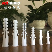 塑料膨脹管廠家PE材質圖片