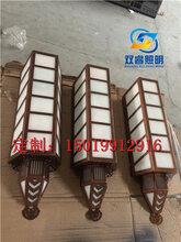 房地产售楼部样板房室内欧式壁灯仿云石壁灯景观灯柱头灯图片