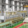 大型托辊式钢瓶调质生产线