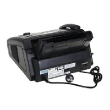 松下激光傳真機A4普通紙紙(Panasonic)KX-FL328CN黑白激光傳真機白色圖片