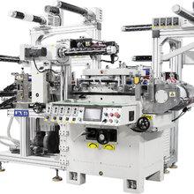多种异步组合生产模切机
