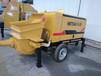湖南衡阳混凝土输送地泵多少钱,持续关注客户效益