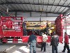 新疆土建施工队-煤矿巷道支护混凝土泵-输送量10m3/h