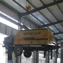 玉树80混凝土输送泵价格-牌子