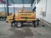 柴油混凝土输送泵-德阳-多项功能与配置升级