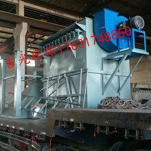 400斤电炉配置多大环保设备——HD单机除尘器吉光环保