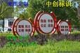 核心價值觀標牌黨建宣傳欄中國夢戶外廣告牌企業文化牌
