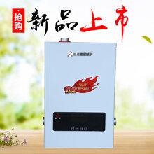 家用220v电壁挂炉智能电采暖炉厂家图片