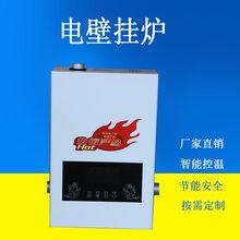 廊坊国锐电壁挂炉省电吗4-12KW电采暖炉智能控温节能省电图片