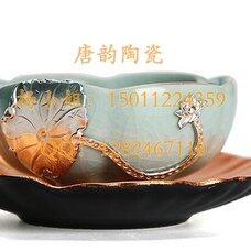 陶瓷大花瓶,陶瓷茶叶罐,定做陶瓷茶具,陶瓷盘子定做