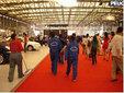 上海展会保洁—车展保洁—展厅保洁—保洁员派遣图片