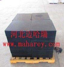 供应磨煤机基础与侧煤仓柱基础橡胶隔振垫隔振垫防振垫橡胶减震器减振效果好图片