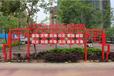 厂家专供社会主义核心价值观牌宣传栏阅报栏垃圾收集亭