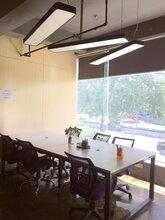 天河带公司地址注册的共享办公室会议室一人起租