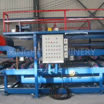 兴和现货供应全自动多功能彩钢保温板成型设备岩棉泡沫复合板成型机