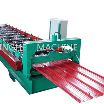 全自动900型压瓦机厂房外墙铁皮瓦压型设备彩钢瓦压制机器