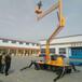 莆田曲臂式升降平台、移动式升降车、海普性能可靠
