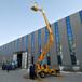 杭州自行折臂式升降機、高空維修平臺、海普性能可靠
