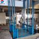漳州导轨式升降货梯、车间厂房物料提升机、海普上门安装