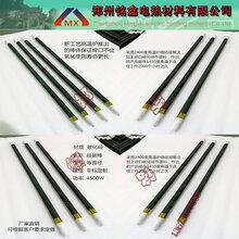 供应等直径粗端型硅碳棒高温抗腐蚀碳化硅加热棒图片