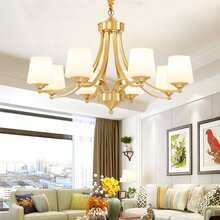 北欧吊灯客厅灯饰卧室吊灯餐厅风扇吊灯图片