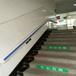 呼和浩特医院走廊扶手丨佳睿厂家直供140走廊扶手