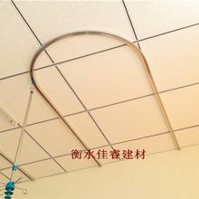输液滑轨尺寸标准医院输液轨道规格佳睿供应铝合金输液导轨道图片