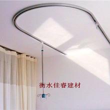 北京输液轨道丨医疗输液滑轨丨输液吊轨质优价低图片