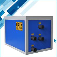 箱体式水源热泵-涡旋式水源热泵-小型家用别墅地源热泵机组厂家图片