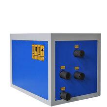 GSHP180千瓦干式水地源热泵机组厂家-家用水地源热泵图片