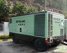 上海周边出租租赁寿力柴油动力空压机租赁空气压缩机图片