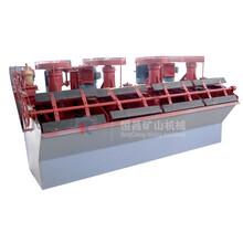 恒昌礦山機械銅礦浮選設備機械攪拌式浮選機廠家直銷圖片