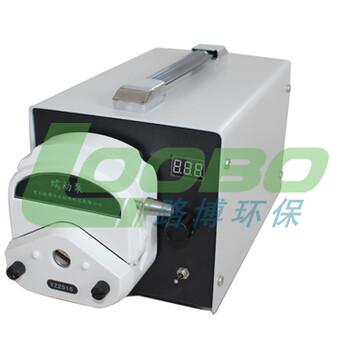 供应河南阳信水质检测局LB-8000B便携式采样器