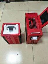 光學煙氣分析儀LB-3010儀器使用儀器執行標準圖片
