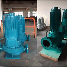PBG管道屏蔽泵圖片
