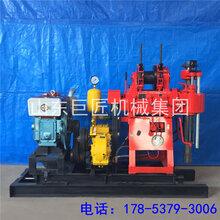 直销XY-200液压钻机动力头百米深水井钻探机配件钻头
