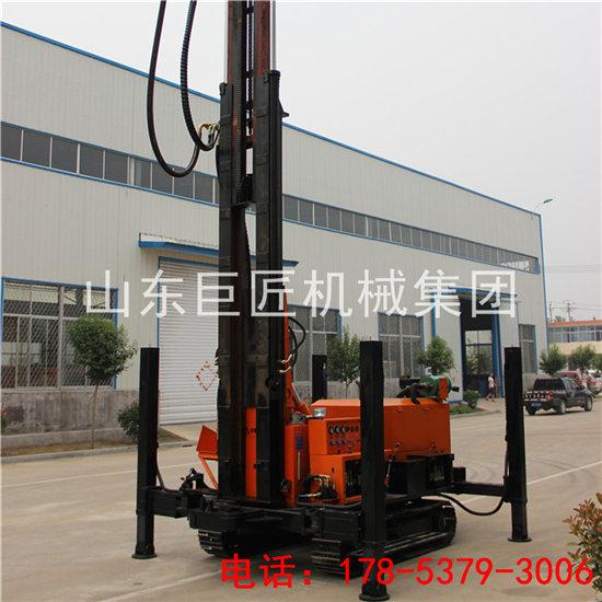 巨匠集团SJDY-3型三相电液压水井钻机15KW大功率钻井机地源热泵工程打孔设备