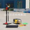 巨匠熱銷QTZ-3D便攜式電動取土鉆機20米沖擊手持式土壤取樣