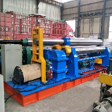 供應商丘優質25×2500三輥卷板機多種規格卷板機產地直銷質量保證圖片