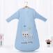 批發價秋冬母嬰幼兒童萌寶親子保暖親膚透氣舒適睡袋抱被拉鏈空調卡通純棉可拆