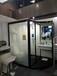 歐式設計簡單風格弧形豪華那波利整體衛生間H1621適用工程裝修
