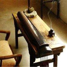 清朝古琴是什么材质,古琴市场价怎么样?图片