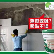 东莞瓷砖背胶生产厂家背涂胶怎样图片
