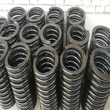 五金玩具304不銹鋼圓柱螺旋壓縮彈簧大線徑壓縮彈簧振動篩彈簧圖片