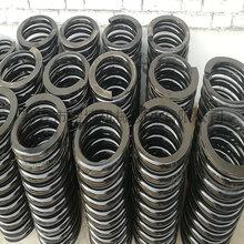 五金玩具304不锈钢圆柱螺旋压缩弹簧大线径压缩弹簧振动筛弹簧图片
