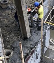 工程施工基础桩心螺旋钻取土机全国可发图片