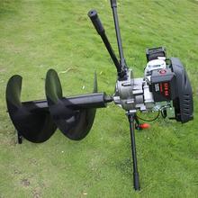 小型可连接式螺旋钻孔机管桩芯出土机各种规格图片