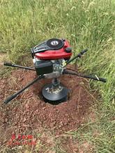 电力工程必备四冲程电杆打洞机图片