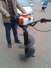 现代工程施工利器雷力管桩钻孔机多功能桩芯取土机图片